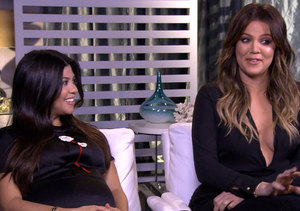 Kourtney & Khloé Kardashian on Their Wild Hamptons Adventure
