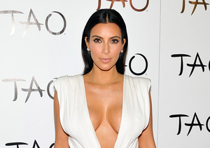 Kim K's 34th Birthday Pics!