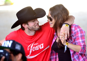Ashton Kutcher Explains How He and Mila Kunis Decided on Daughter's Name