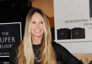 Elle Macpherson's Beauty Secrets at 50… No Drinking or Aspirin!