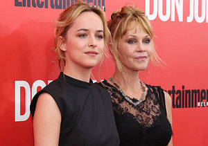 Melanie Griffith: It Will Be 'Too Awkward' to See Daughter in '50 Shades of Grey'