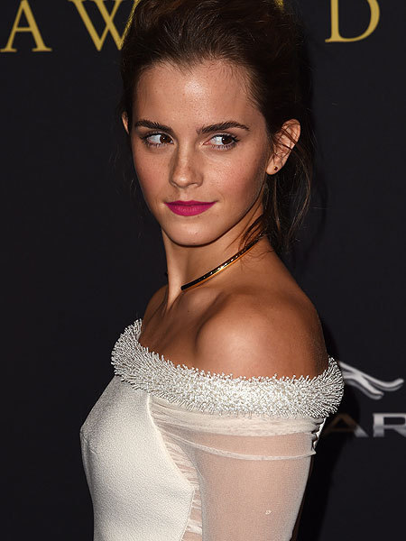 Emma Watson Julia Louis Dreyfus And Others Shine At 2014