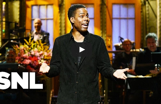 'SNL' Chris Rock's Shocking Monologue, Prince's Historic Performance