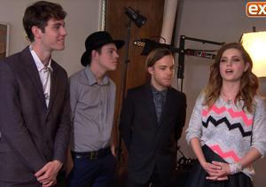Echosmith on 'Cool Kids,' Cover Shoots, and Handling Their Success