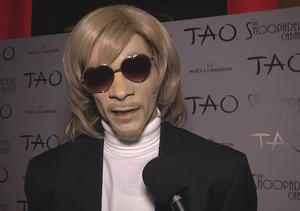Look! Snoop Dogg Spends Halloween at TAO Nightclub as Alter-Ego 'Todd'