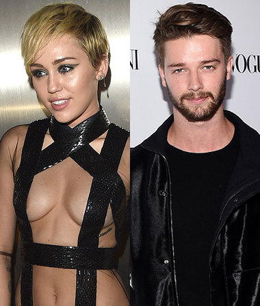 Is Miley Cyrus Dating Patrick Schwarzenegger?