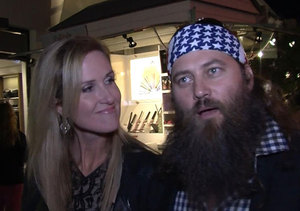 What 'Duck Dynasty's' Willie and Korie Robertson Really Think of Hollywood