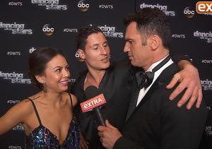 'DWTS' Week 8: Couples Therapy with Tony Dovolani, and Michael Waltrip…