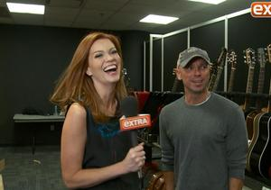 Kenny Chesney Gets Ready for the CMAs!