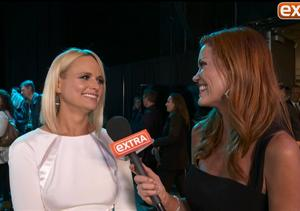 'Extra' with Miranda Lambert, Luke Bryan, Keith Urban, and More at the CMA…