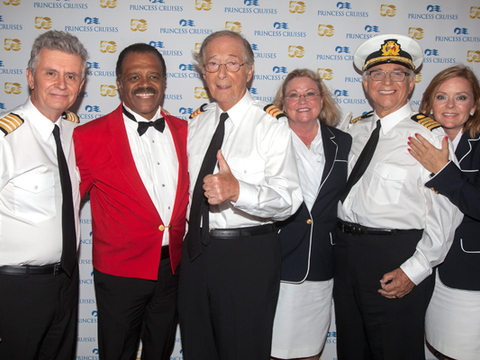 'The Love Boat' Cast Reunites… On a Cruise Ship!