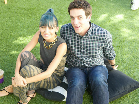 Nicole Richie and BJ Novak Wrote a Children's Book About Bacteria