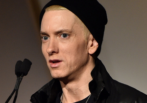 What's Up with Eminem? He Looks So Different!