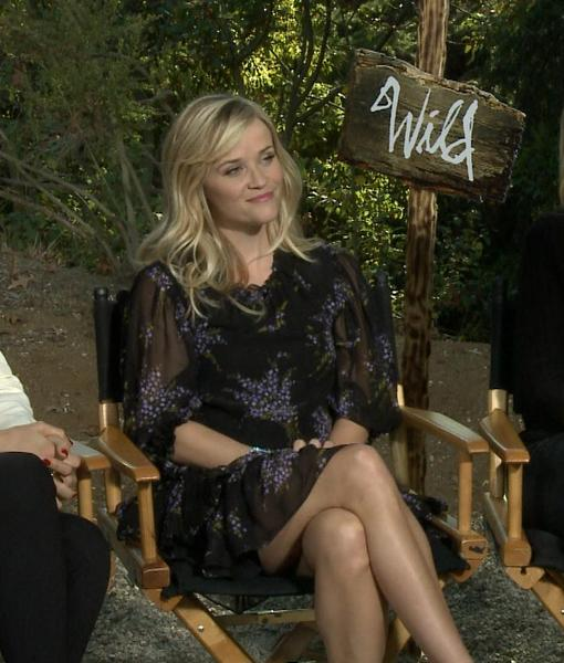 'Wild' Star Reese Witherspoon Tackles Emotional Drama… and a Heavy…