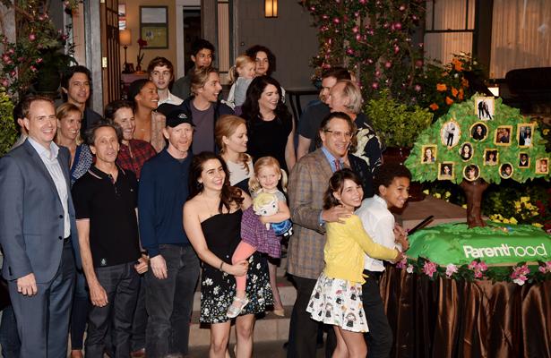 'Parenthood' Celebrates 100 Episodes!
