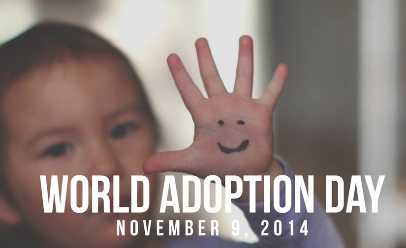 It's Time to Celebrate World Adoption Day!
