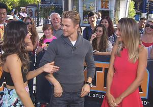 Bethany Mota on Her 'Dancing with the Stars' Spray Tan Disaster