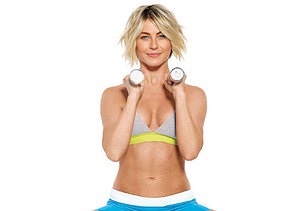 Julianne Hough Likes to 'Shock' Her Body with Her Workout