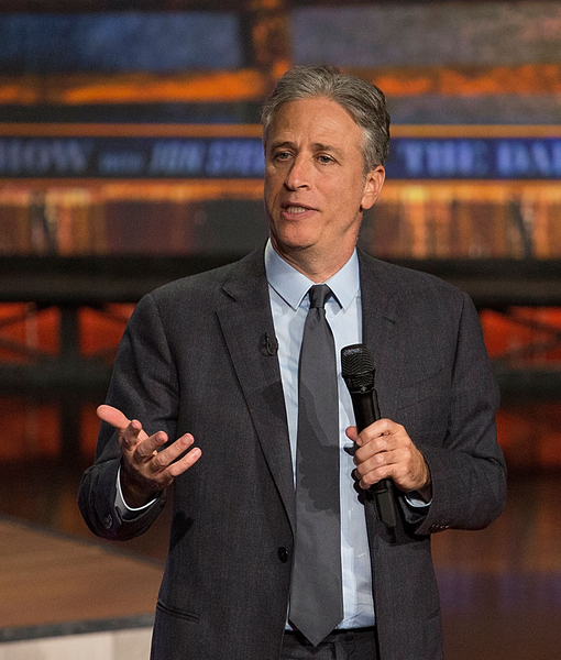 The World According to Jon Stewart: He Predicts Who'll Run for President in…