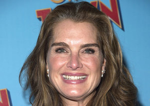 Brooke Shields Reveals Limo Backseat Date with George Michael