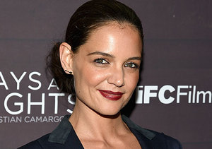 Katie Holmes Talks Sex Scene in 'Miss Meadows'