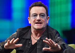 U2 Frontman Bono Speaks Out About Death of Longtime Tour Manager Dennis Sheehan