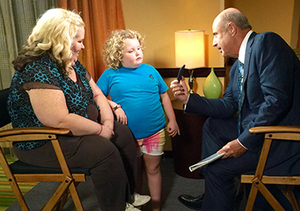 Dr. Phil Slams Mama June as a  'Compulsive Liar' Who Is Drawn to Criminals