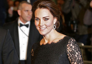 Pic! When Kate Middleton Met the Other Harry… Styles, That Is!