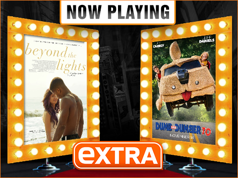 Now Playing Live Movie Reviews: 'Dumber To' vs. 'Beyond the Lights'