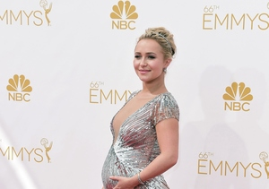 New Pics of Hayden Panettiere's Baby Bump!