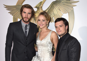 Pics! At the 'Hunger Games: Mockingjay' L.A. Premiere