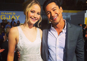 Is Jennifer Lawrence a Secret Mario Lopez Superfan?