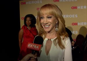 Kathy Griffin Addresses Rumors That She's Replacing Joan Rivers on 'Fashion…