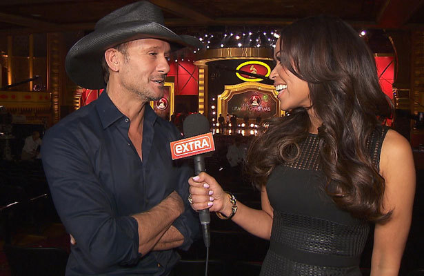 How Tim McGraw Feels About Daughter Audrey's Singing Career