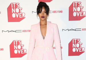 Rihanna Talks New Music, Visiting the White House, and Being Aunt RiRi