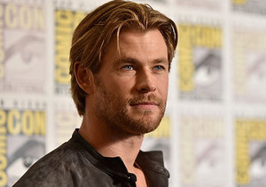 Who Is People's Sexiest Man Alive? Chris Hemsworth, That's Who!