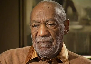 Caught on Tape: Bill Cosby's Tense Response to Rape Allegation Question