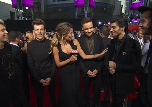 AMAs 2014: One Direction on Rumors That Zayn is Leaving the Band, Their…
