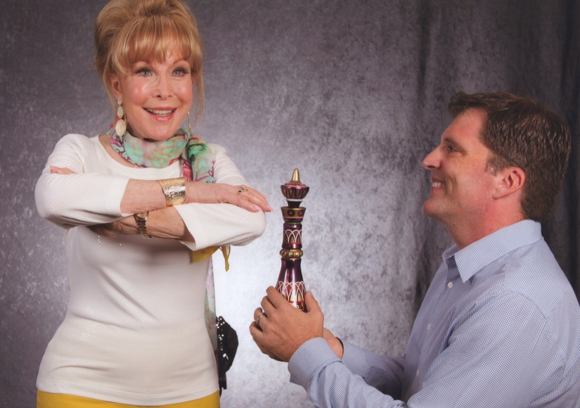 Barbara Eden Loves Her 'I Dream of Jeannie' Fans!