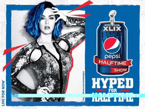 Katy Perry's 'Insane Ideas' for Super Bowl Halftime Show