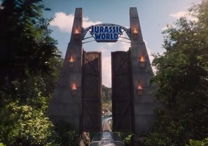 First Trailer: 'Jurassic World' Is Open for Business… and It's Gonna Be…