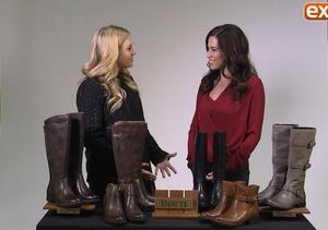'Extra' Trend Spotter: Great Boots by Born!