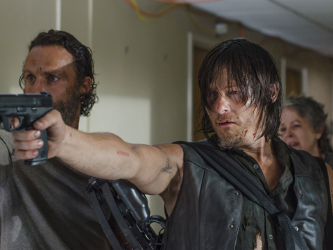 Burning Questions! What's Next for 'The Walking Dead'?
