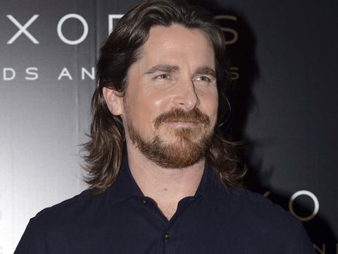 Christian Bale on Moses, Steve Jobs and Batman