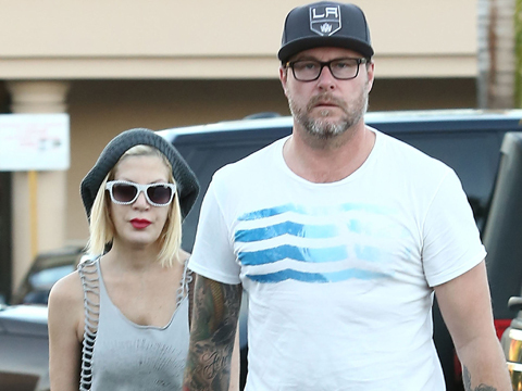 Exclusive: Tori Spelling on the State of Her Relationship with Dean McDermott…