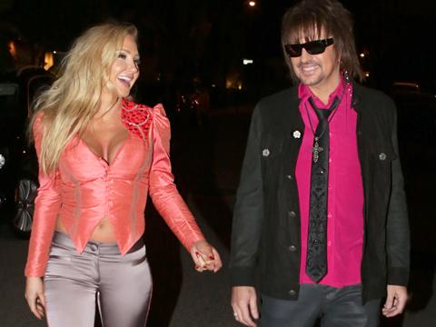Richie Sambora and Nikki Lund Have Been Secretly Dating for Years!