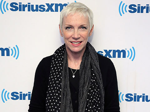 Annie Lennox Sounds-Off on Madonna's Topless Interview Mag Shoot