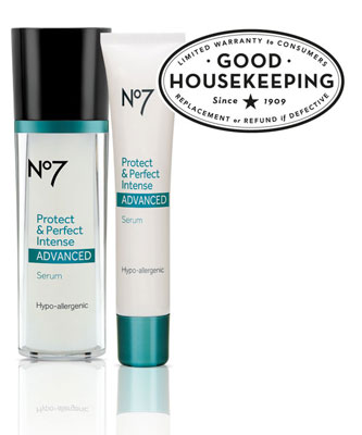 6ac1e03038b4d Fight Lines and Wrinkles in Just Four Weeks with Boots No7 Serum ...