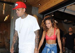 Chris Brown and Karrueche Tran Split... Again