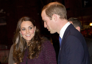 Pics! Kate Middleton's Royal Baby Bump Takes Manhattan